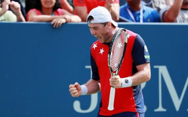 Український тенісист з легкістю впорався з суперником на турнірі в Англії