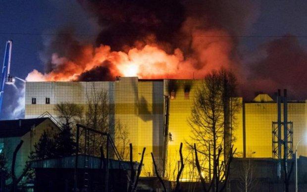 """Пожар в Кемерово: эксперты назвали истинную причину трагедии в """"Зимней вишне"""""""