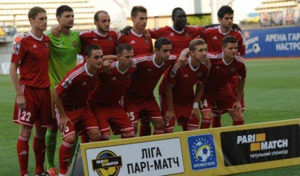 Запорізький «Металург» оголосив про зняття команди з прем'єр-ліги