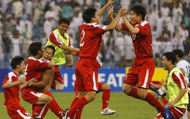 Південна і Північна Кореї можуть об'єднатися заради проведення чемпіонату світу з футболу
