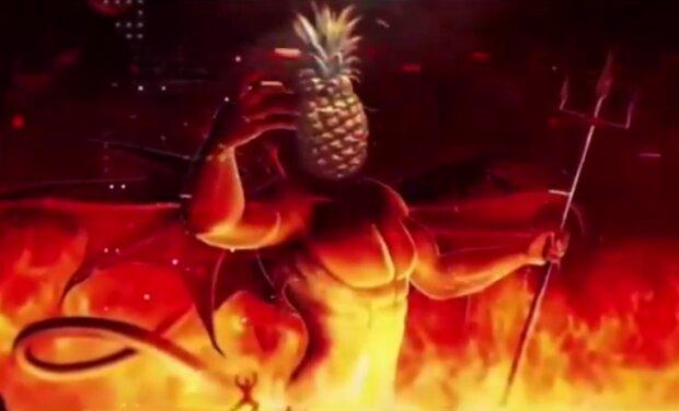 Лик дьявола, фото: youtube