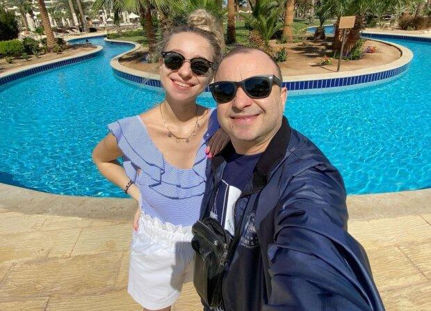 Катерина Реп'яхова і Віктор Павлік, фото Instagram