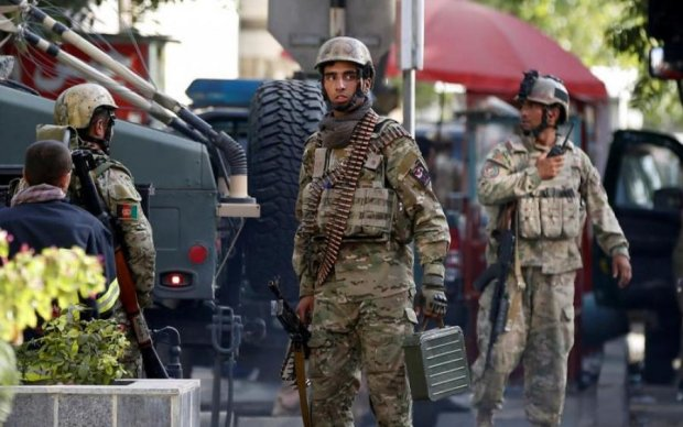 Кровавое месиво в Кабуле: террористы убили 9 журналистов
