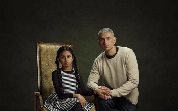 Смелые фотографы показали настоящую роль отца в семье