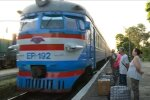 Поїзд Укрзалізниці, скріншот: YouTube