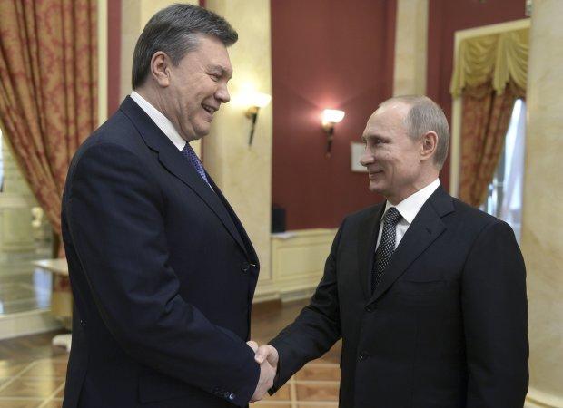 Янукович викопав собі могилу руками Путіна
