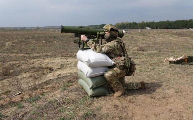 Made in Ukraine: бійці випробували новий ракетний комплекс