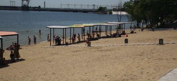 На пляжах Запорожья нашли палочку-убийцу