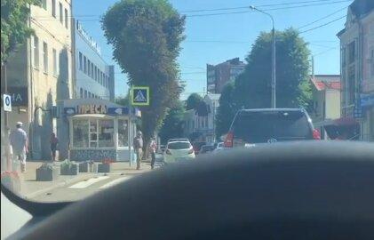 На дорозі, фото: instagram