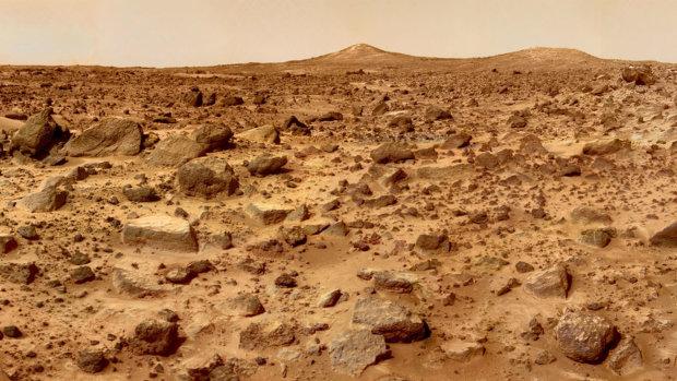 """Марс колонизируют странным, но интересным способом: """"Новый Лесбос"""""""