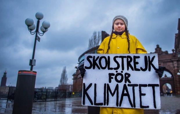 16-летнюю школьницу номинировали на Нобелевскую премию: борется за наше будущее