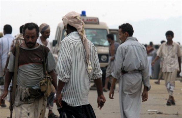 Саудівська Аравія призупинила бомбардування Ємену