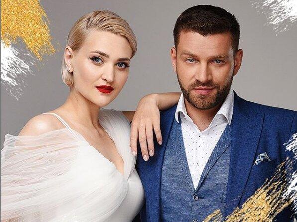 Вера Кекелия и Богдан Юсипчук