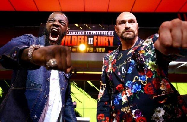 Реванш Уайлдер - Ф'юрі відбудеться 22 лютого, boxingscene.com