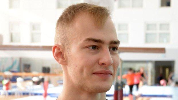 Украинский гимнаст Пахнюк завоевал медаль на чемпионате Европы