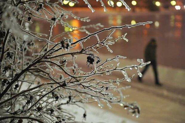 Харків'яни намокнуть і замерзнуть 25 грудня, - прогулянки краще скасувати