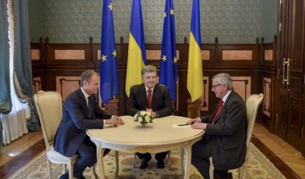Україна попроситься в Євросоюз через 5 років - Порошенко