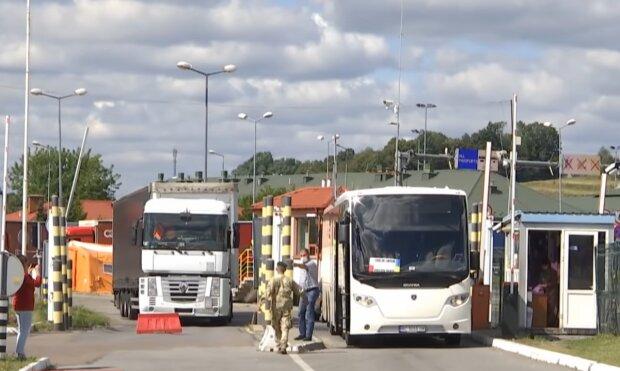 Границы Украины, фото: кадр из видео