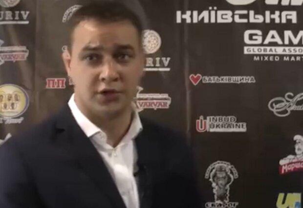 Вадим Тітушко, скріншот з відео