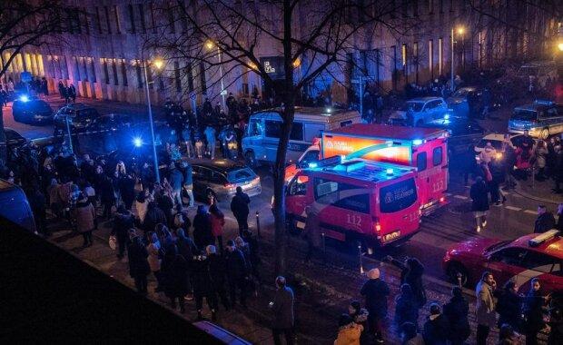 Перестрелка в центре столицы унесла невинные жизни, город охватила паника