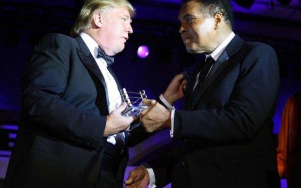Я думаю о нем: Дональд Трамп собирается помиловать Мохаммеда Али