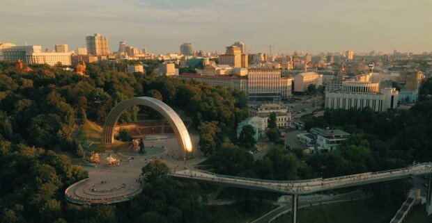 Киев / скриншот из видео