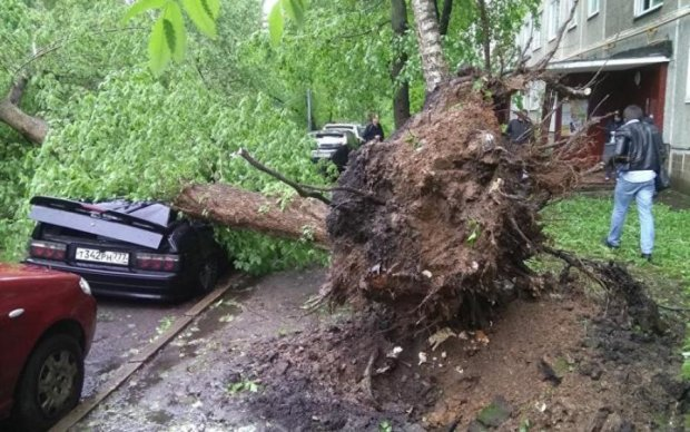 Непогода оставила Молдову без света