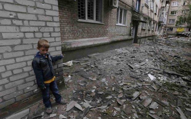 Грады Путина убивают детей Донбасса, - российский журналист