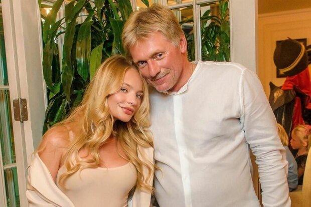 Пєсков з донькою Лізою,фото з соцмереж