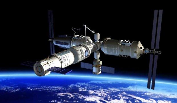Землі загрожує китайська космічна станція