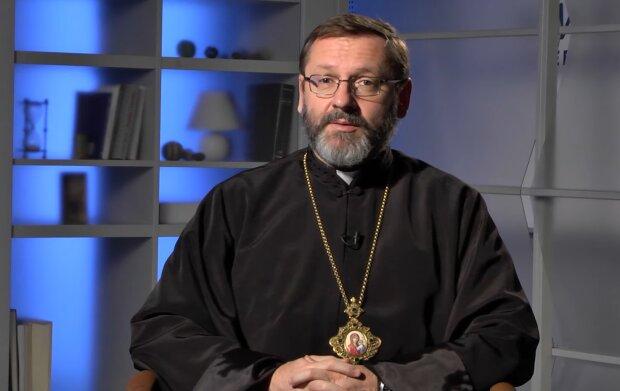 Блаженніший Святослав, скріншот: YouTube