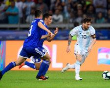 Аргентина зіграла внічию з Парагваєм, Getty Images