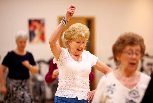 Танцуйте на здоровье: как оставаться в форме после 60 лет
