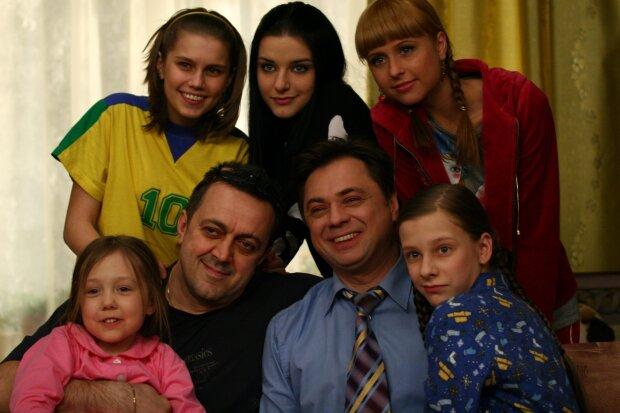 Татусеві доньки, фото sm-news