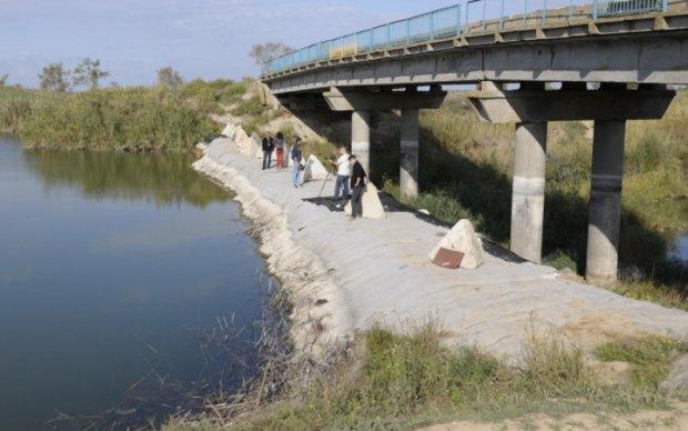 Україна остаточно перекрила Криму воду