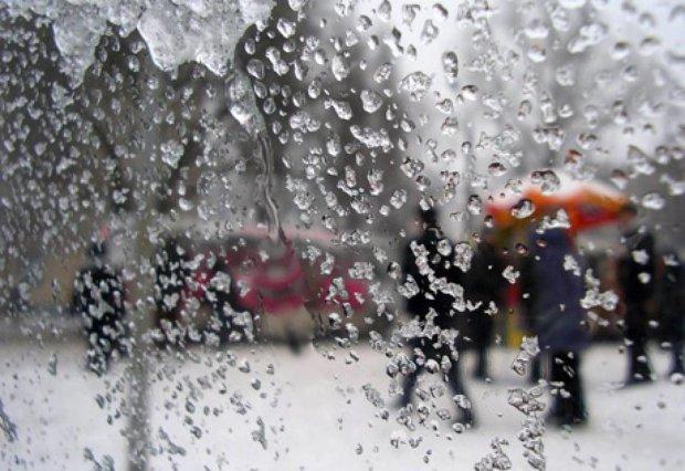 Погода на 31 января: сырость и дожди продолжат надоедать украинцам