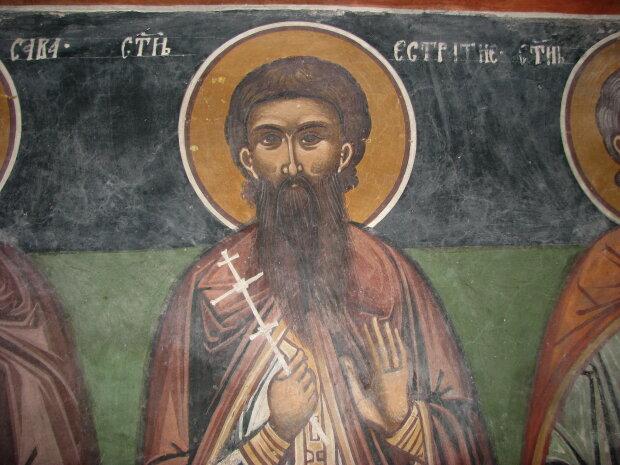 Святой Евстратий, фото: Русская Икона
