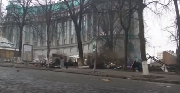 Майдан, скріншот: Youtube