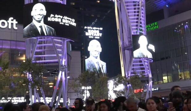Джордан, Агілера, Бейонсі та інші світові зірки провели Кобі Брайанта у вічність