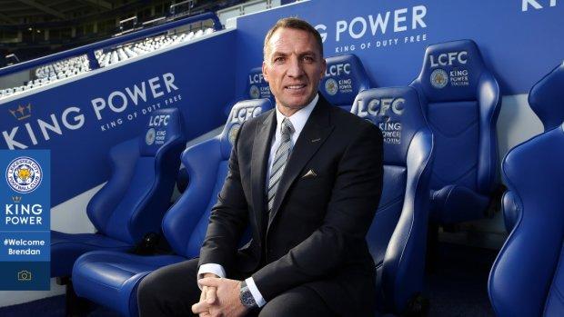 Лестер очолив знаменитий у Британії тренер