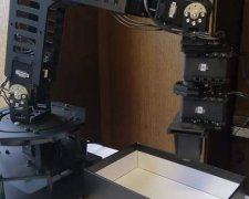 GlobalLogic arm robotic