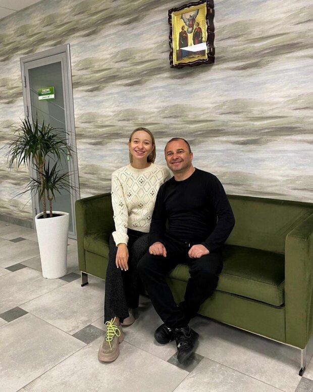 Катерина Репяхова та Віктор Павлік, фото: Instagram