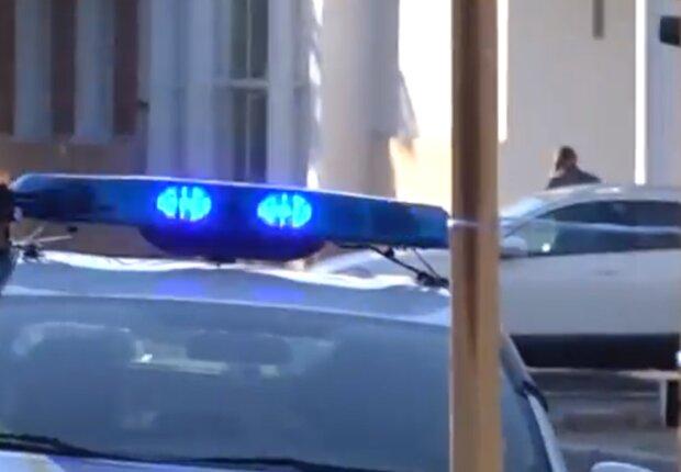 Полиция, изображение иллюстративное
