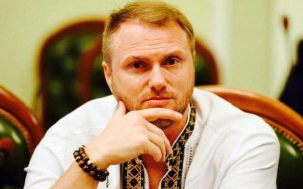 Нардеп Євген Рибчинський звинуватив організатора Євробачення у брехні