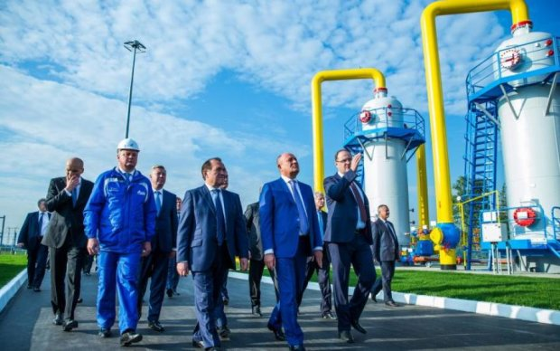 Газпром стремительно потерял прибыль