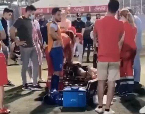 В Харькове молодой парень скончался на футболе, пнув мяч