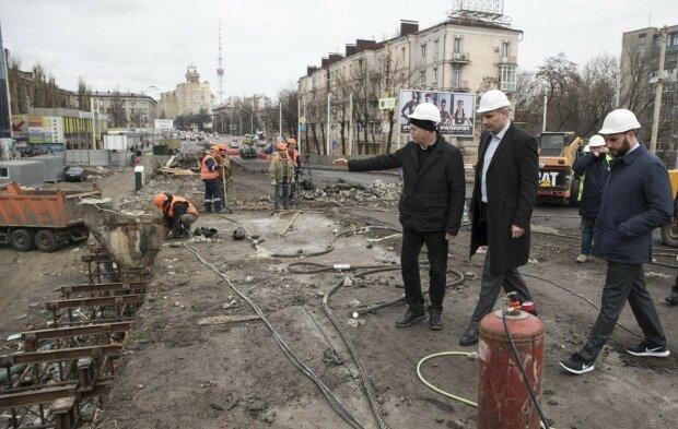 """Кличко потрапив під роздачу киян через Шулявський міст: """"Зроблено на від**бись"""""""