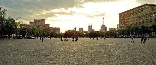 Харків, Площа Свободи