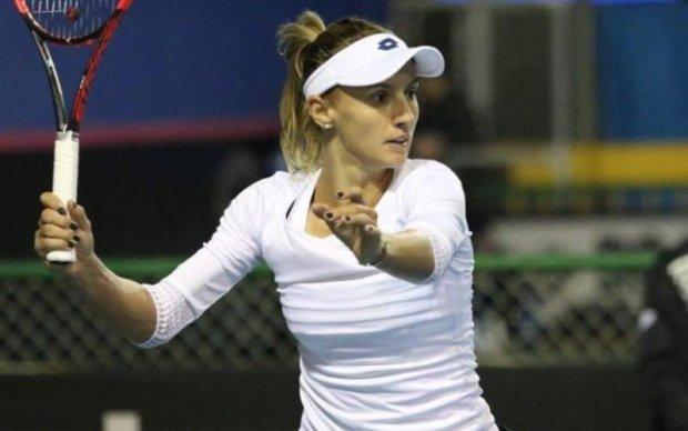 Українські тенісистки Бондаренко і Цуренко почали турніри з перемоги і поразки