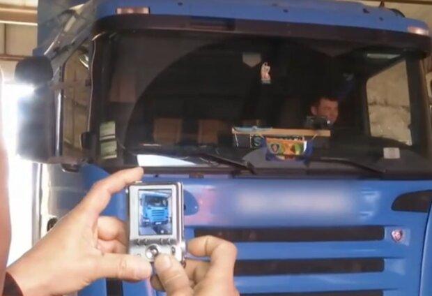 действительность техосмотра можно будет проверить по радиочастотной метке и талону, скрин с видео